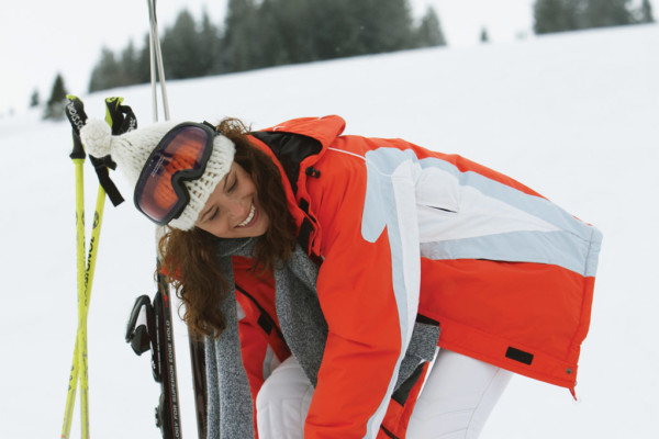 Women Outdoors: Snow Sports in the North Carolina Mountains