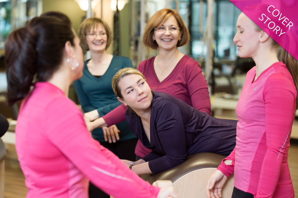 Inner Strength Pilates: Helping You Get Balance & Harmony in Your Life