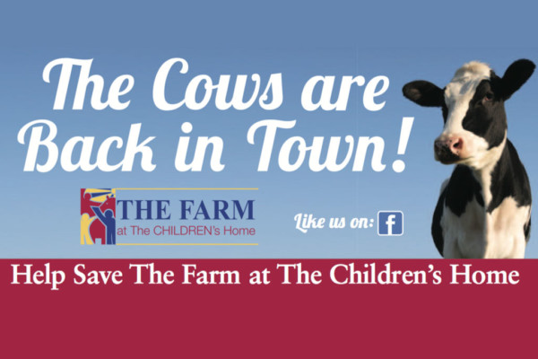 Help Save The Farm at The Children's Home
