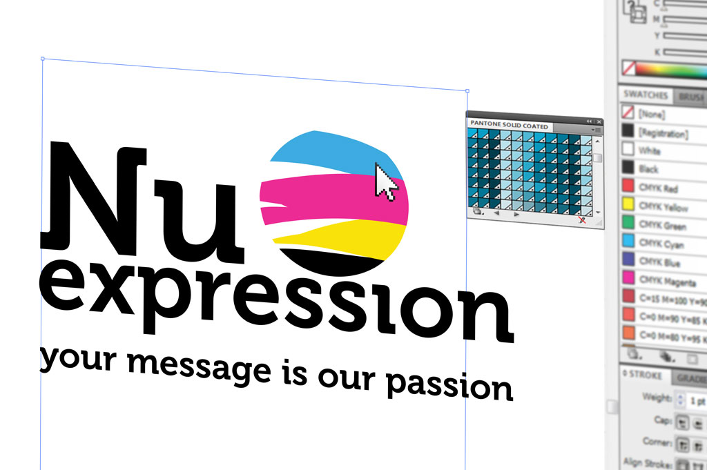 Nu expression: The Importance of a Logo