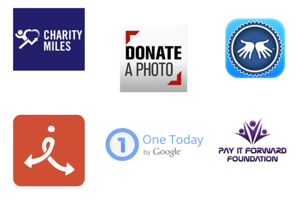 Apps that Give Back!