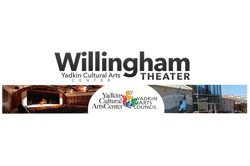 Yadkin Cultural Arts Center Announces Eclectic Winter/Spring Series