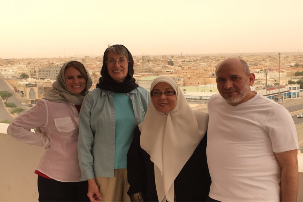 A Forsyth Woman in Saudi Arabia