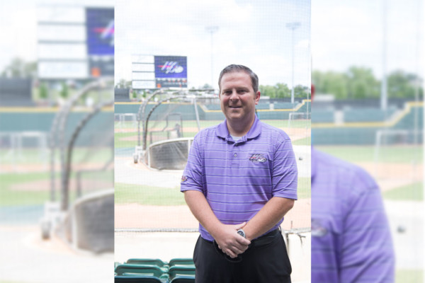 Ryan Manuel - VP of Baseball Operations for Winston-Salem Dash