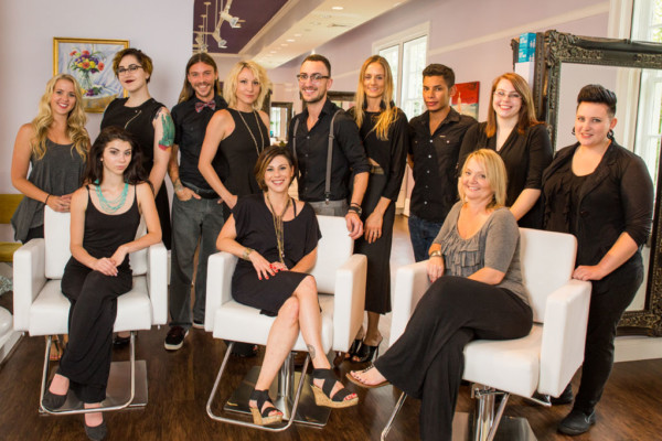 Be Calm, Creative and Inspired at Aeracura Salon