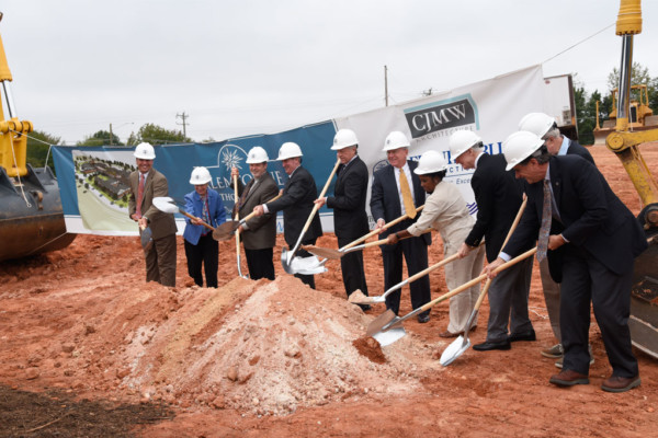 Salemtowne - Groundbreaking Vision