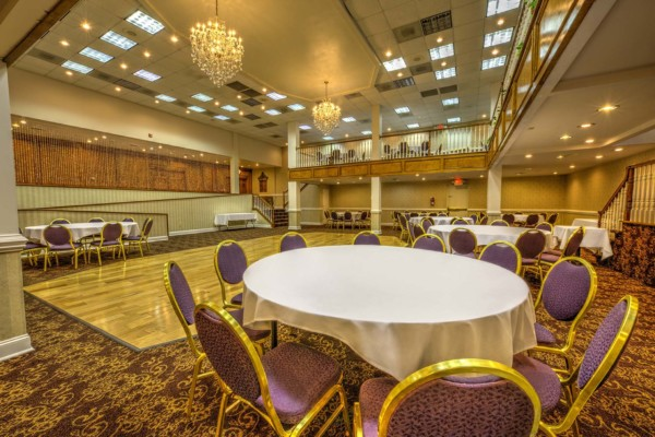 Village Inn Event Center -- The Place to Be on New Year's Eve