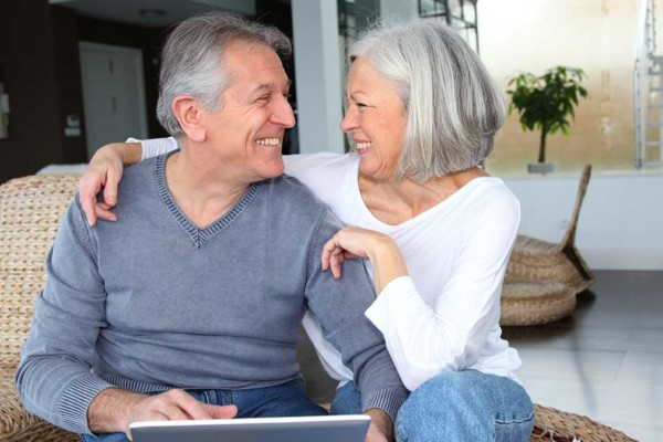 You're Never Too Old to Be Online