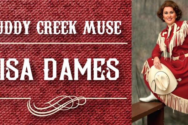 Muddy Creek Muse:  Lisa Dames
