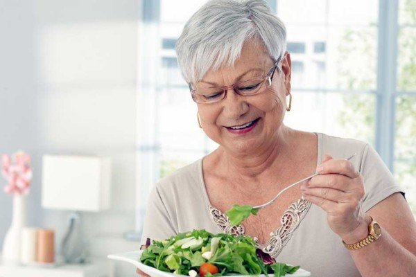 Top Eight Foods for Aging Adults