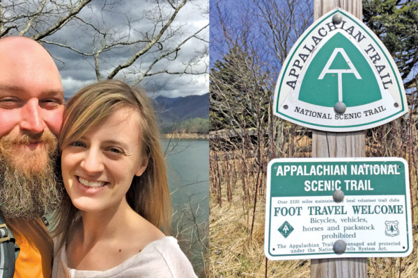 The Tree Logs – Documenting Life on an Appalachian Trail Thru-Hike Part I: How We Made the Decision