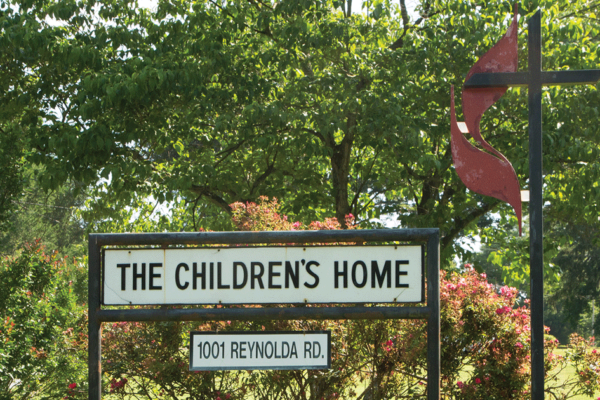 Making a Home:  The Children's Home of Winston-Salem