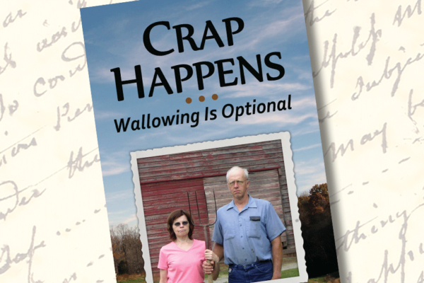 NC Novelist Cindy Keiger Brings Us Crap Happens… Wallowing is Optional