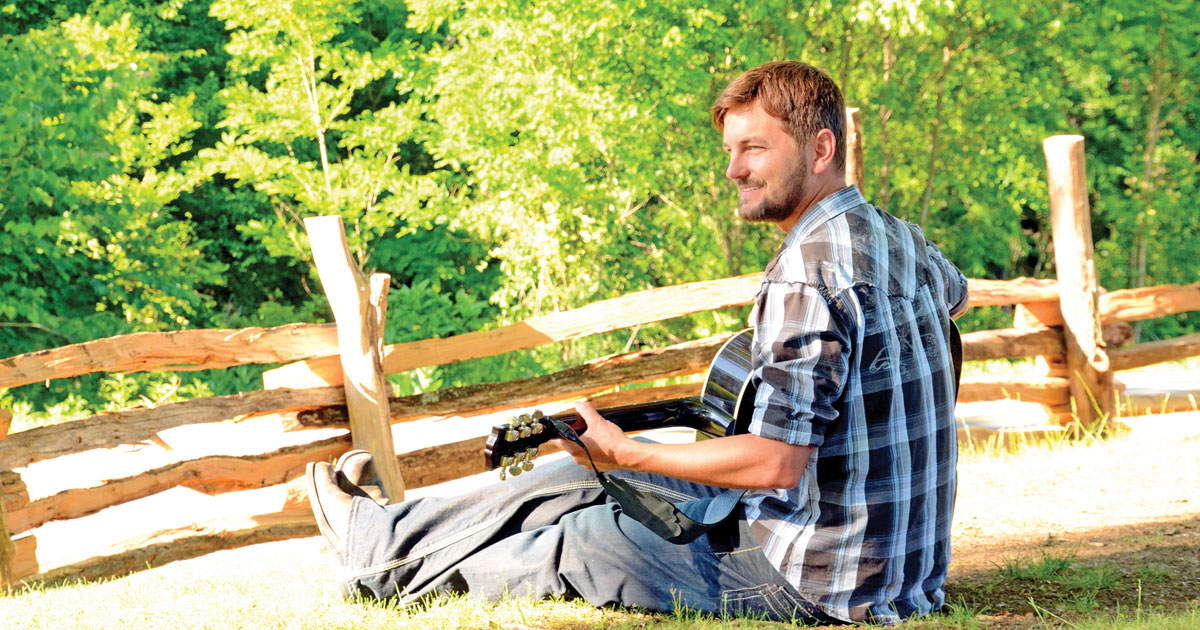 Surry Line:  Songwriters Are at the Heart of Local Band