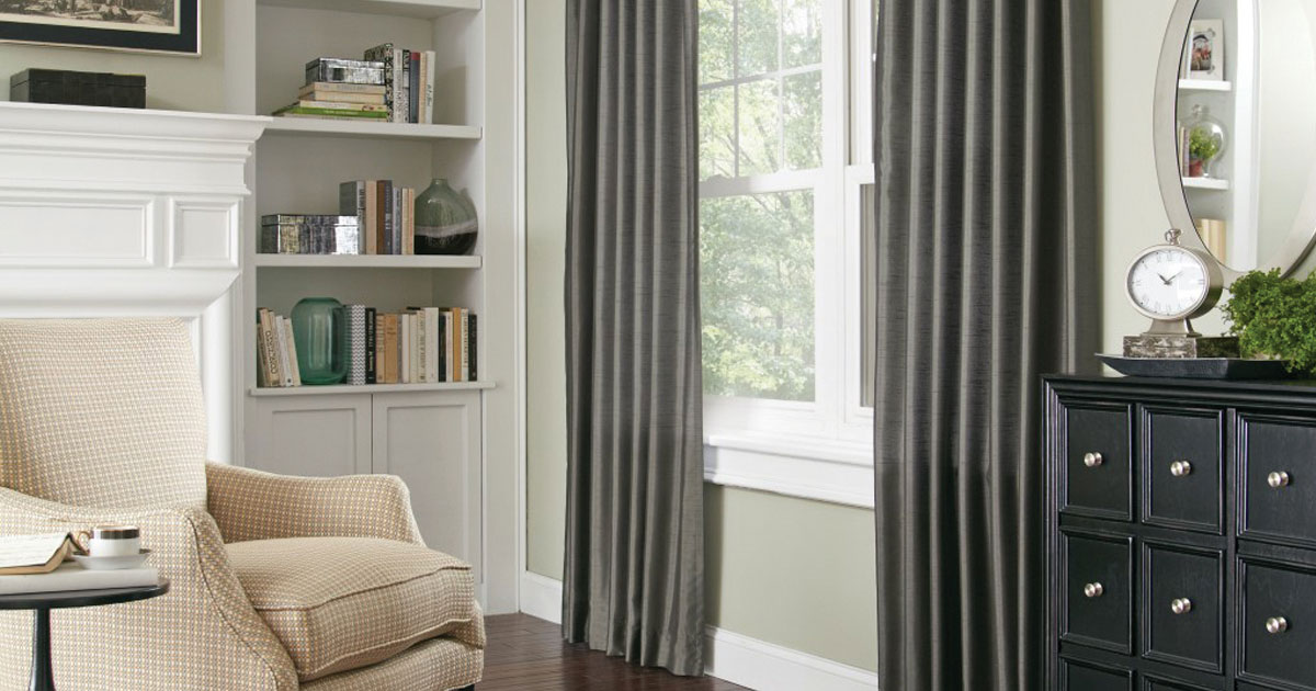 Window Treatments At Budget Blinds Of North Winston M