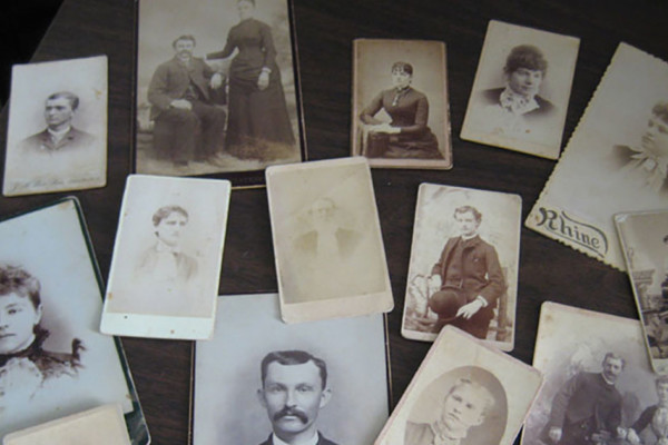 Winston-Salem Time Traveler: Preserving Your Family Photographs