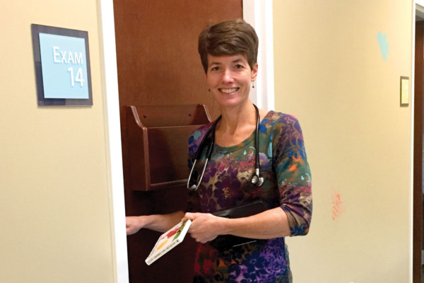 A Day in the Life of… a Pediatrician