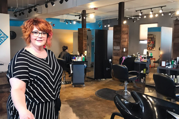 A Day in the Life of…A Salon Owner