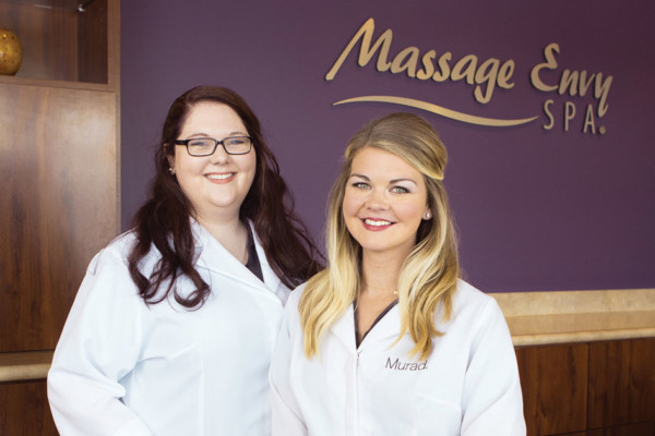Massage Envy Head-to-toe wellness starts here!