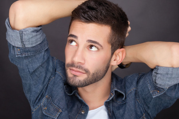Things That Make You Blush: What's a Real Man?