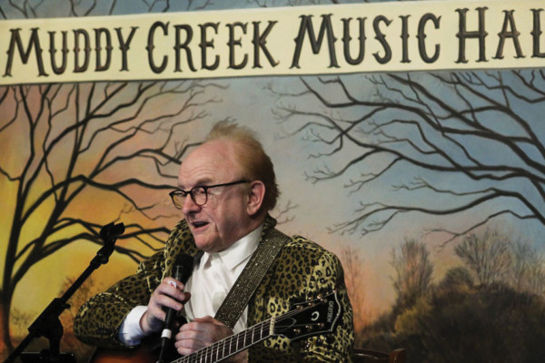 "Muddy Creek Muse: ""Meet Me at the Creek"""