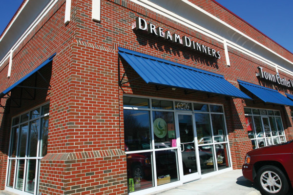 Dream Dinners:  Taking Home Cooked Meals to a New Level