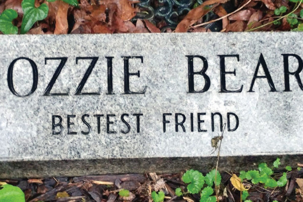 Family Business Now Offers Pet Memorials