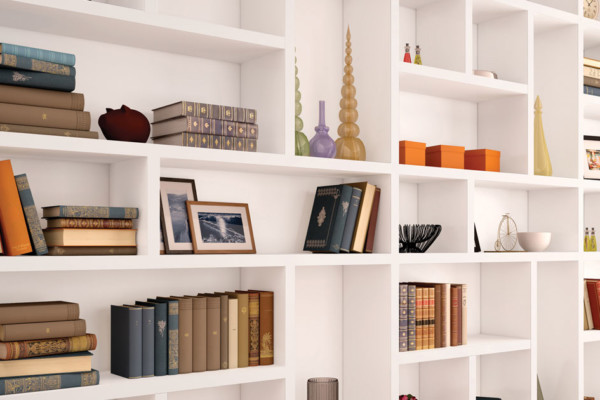 ReDesigns by Ava:  Shelf Life…..What's On Your Bookshelf?