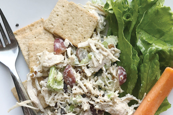 Recipes: Keela's Chicken Salad