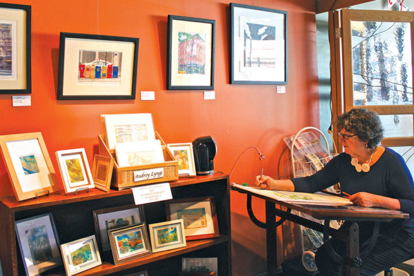 Camel City Creates: New! ArtConnections on Trade