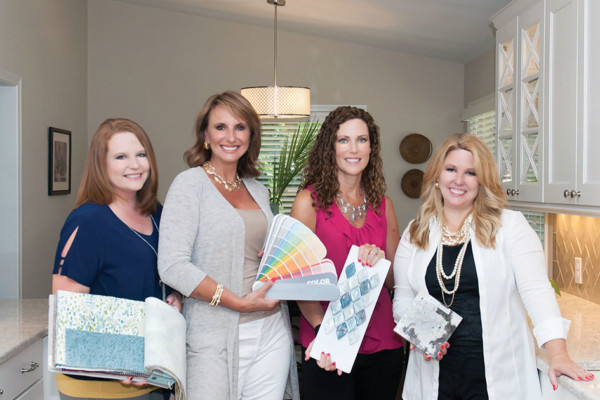 The Wonder Women at Precision Decorating
