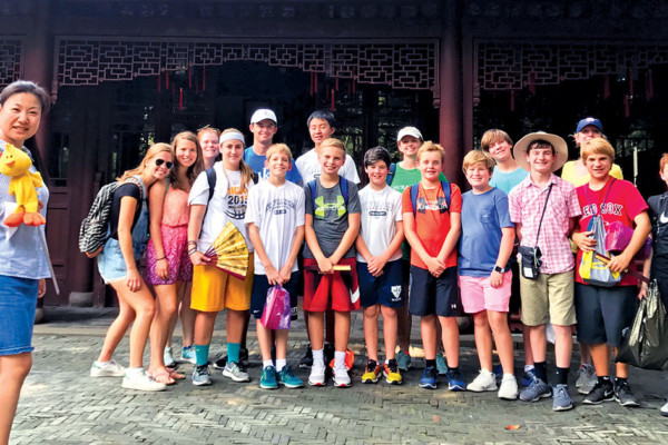 A Day in the Life of… A Chinese Educational Tour Guide