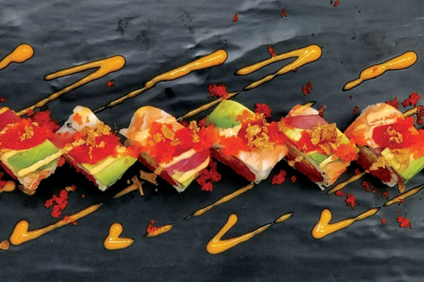 Hakkachow Asian Eats Where Sushi's Popularity is on a 'Roll'