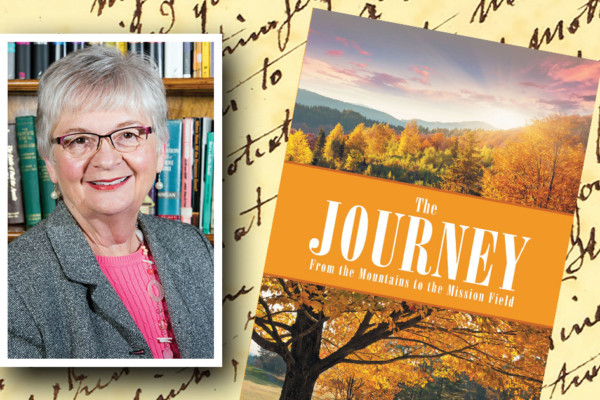 A Novel Idea: Carole Beverly - The Journey, From the Mountains to the Mission Field