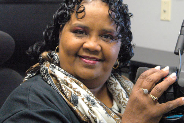 A Boss Lady on a Mission for God: Anita Dean Arnette