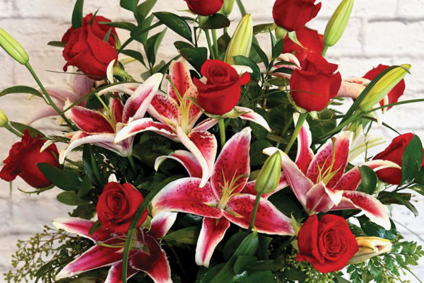 George K. Walker Florist: The Florist Gurus for Exquisite Valentine's Day Arrangements