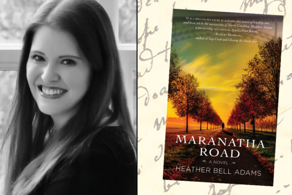 A Novel Idea: Heather Bell Adams:  Maranatha Road