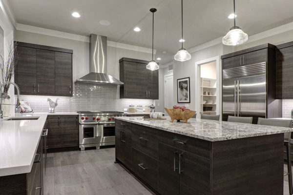 "Constructing Dreams:  The ""Trendy"" Modern Kitchen"