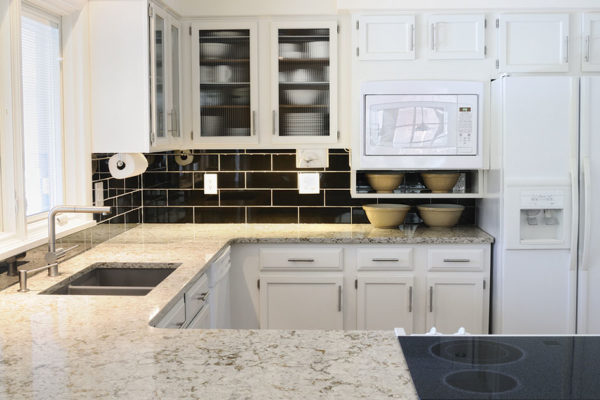 Constructing Dreams:  Quartz and Other Counter-top Options