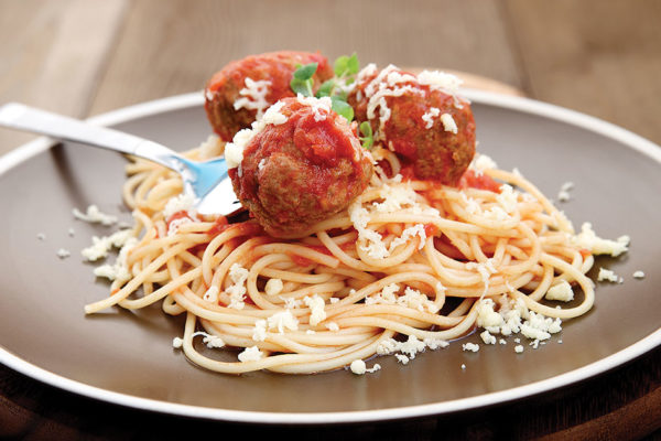 Recipes: Classic Spaghetti and Meatballs