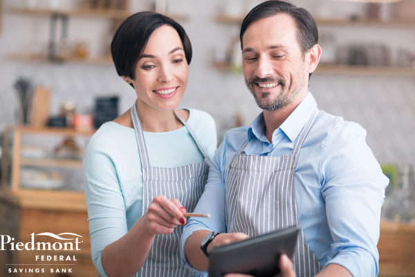 Piedmont Federal Savings Bank Introduces Small Business Account Options