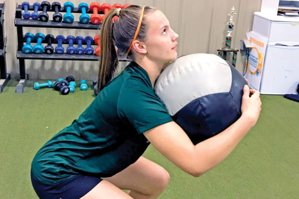 To Your Health: Getting the Most of our Young Athletes