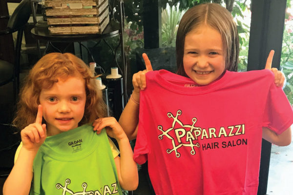 Paparazzi Hair Salon Back to school and back to beautiful!