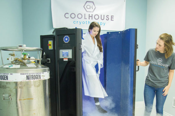 Coolhouse Cryotherapy: A Cool Place for Natural Wellness and Recovery