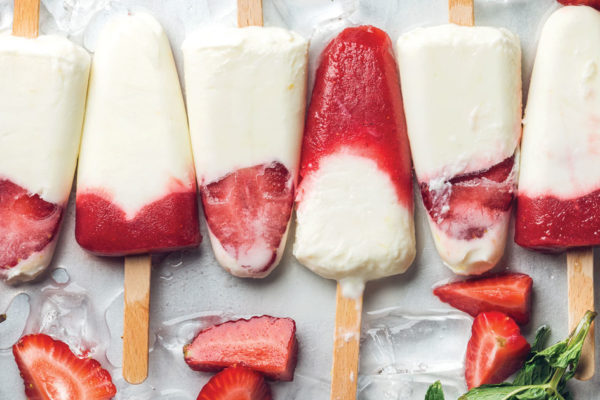 Beat the Heat with Frozen Treats