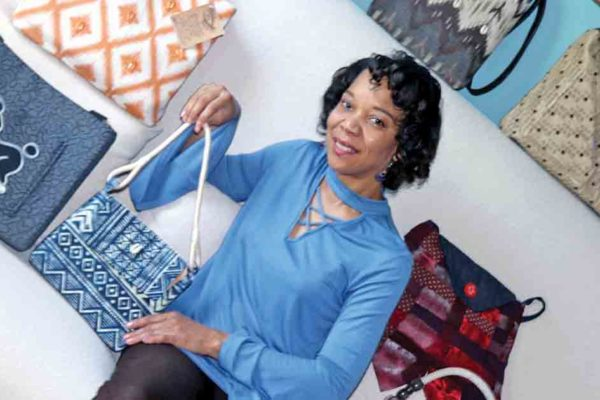 Camel City Creates: Norma Davis Inspires & Designs with a Purpose