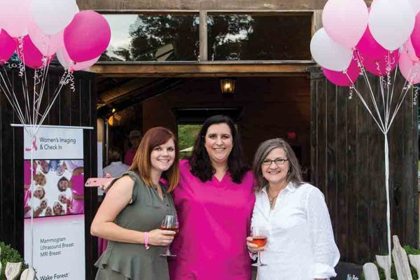 Wake Forest Baptist Outpatient Imaging Rose @ Medaloni Cellars