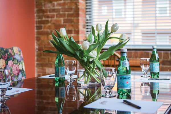 The Historic Brookstown Inn Offers Corporate Catering Options