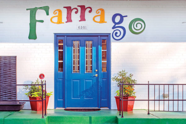 Farrago: Celebrating Life Coming Full Circle