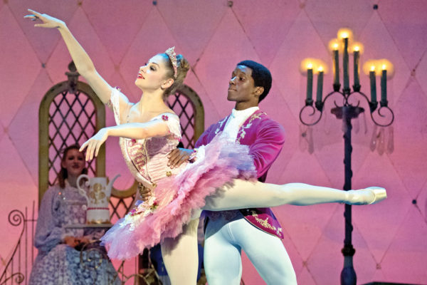 "A Magical Holiday Tradition:  UNCSA's ""Nutcracker"""